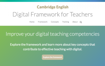 Applying startup thinking to teacher development