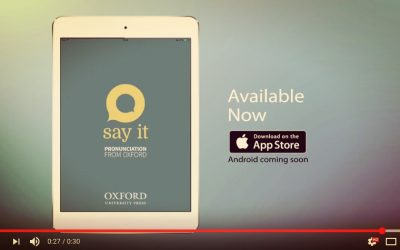 3 lessons I've learned from developing my pronunciation app with OUP