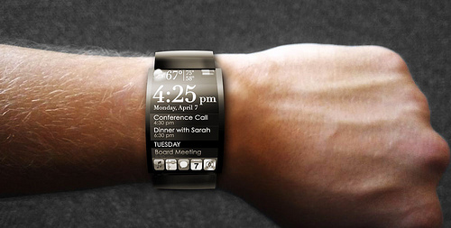 2013: The rise of the smartwatch?