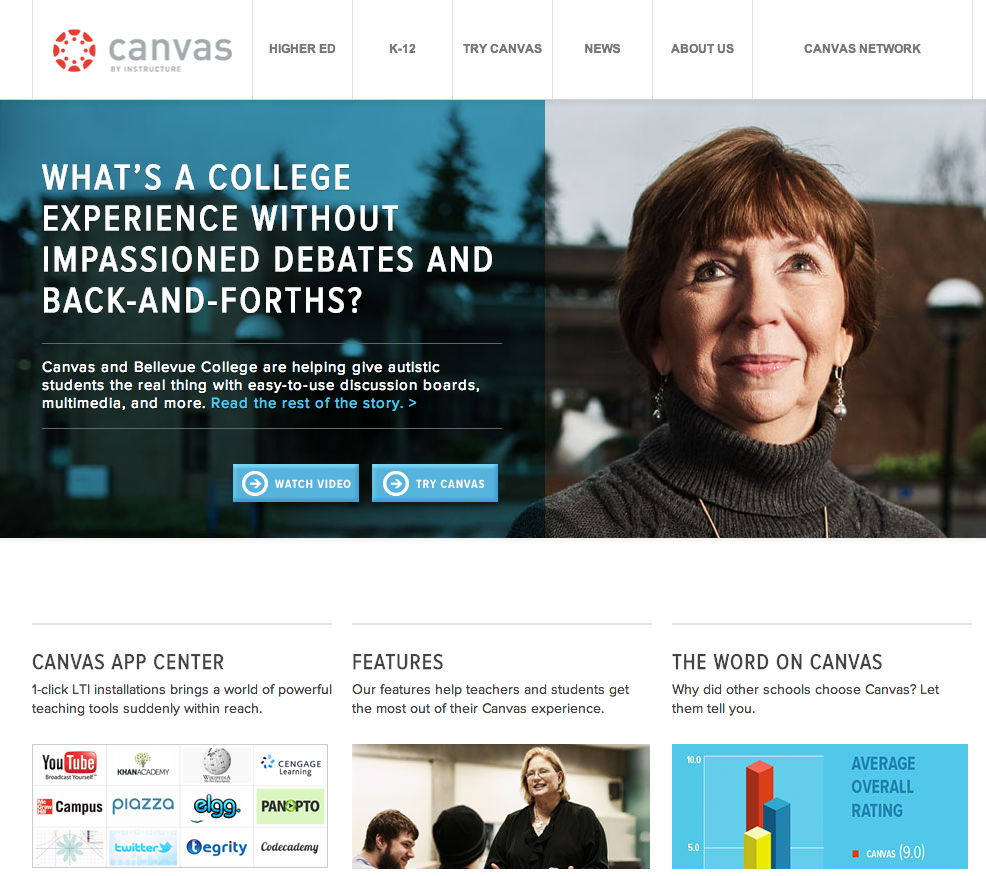 Instructure raises $30m to accelerate adoption of Canvas LMS