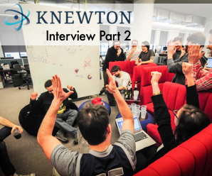 Sharing data and competitive advantage – Knewton interview, Part 2