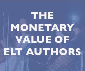 The Monetary Value of ELT Authors