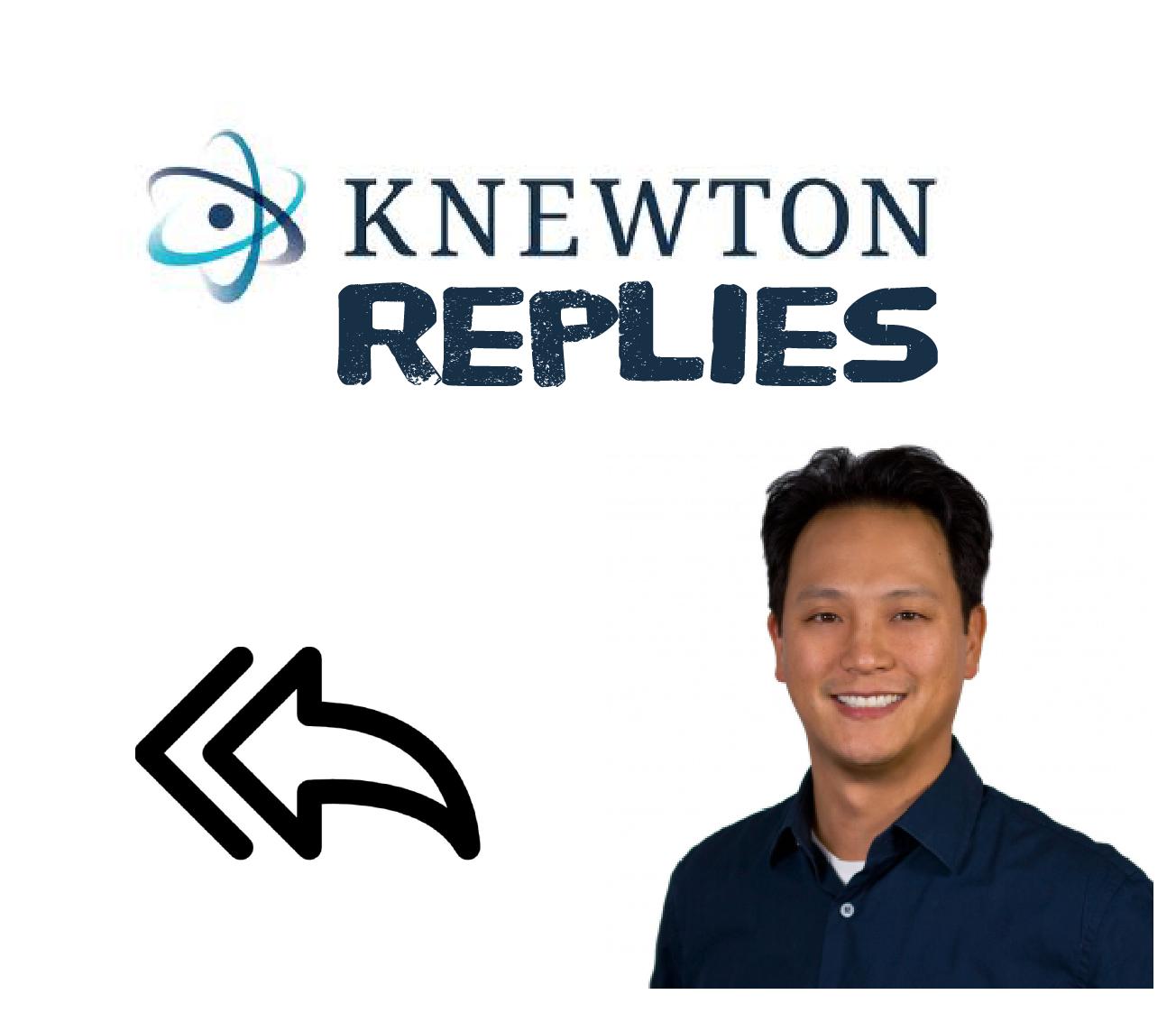 Knewton replies