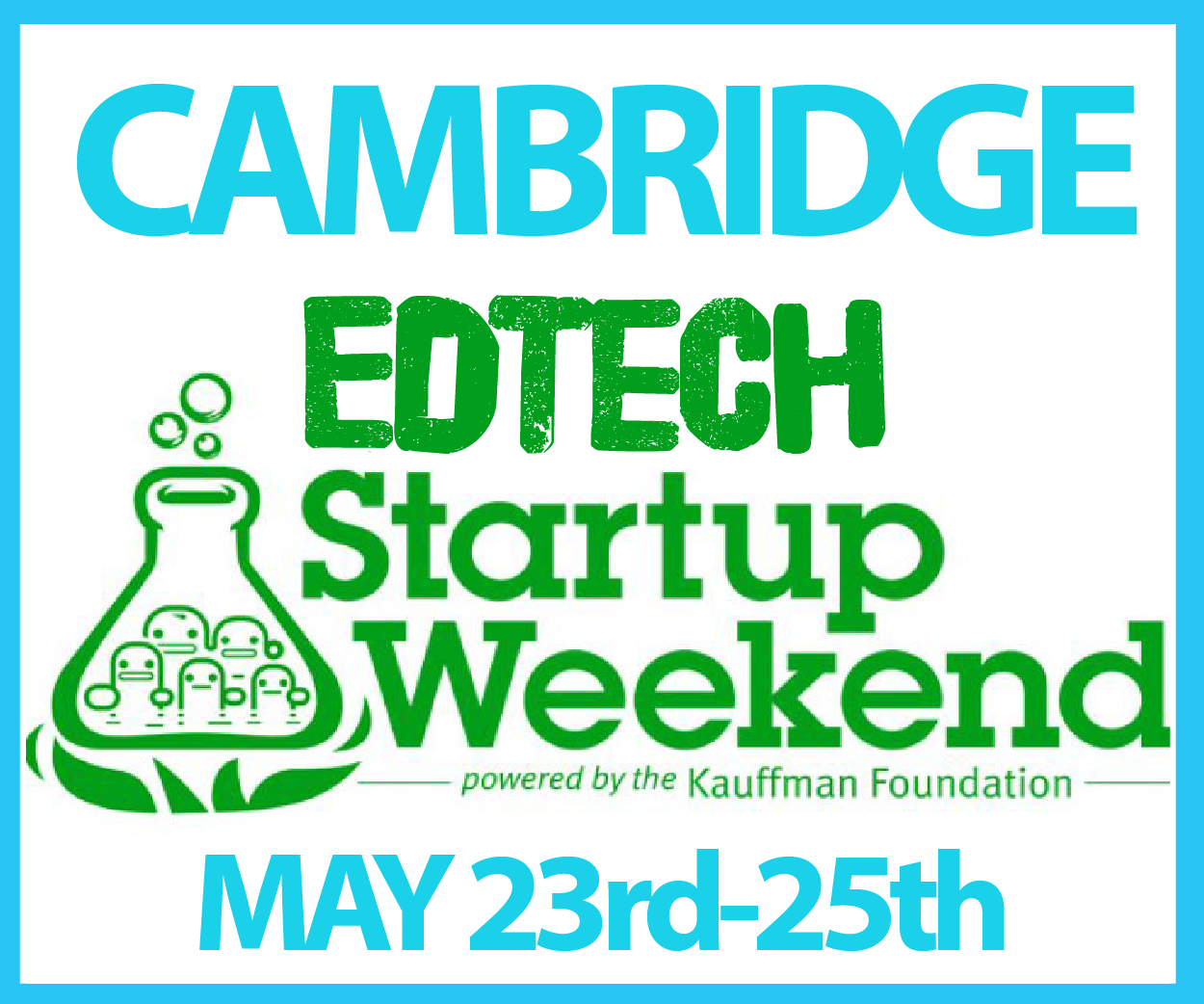 Cambridge EdTech Startup Weekend