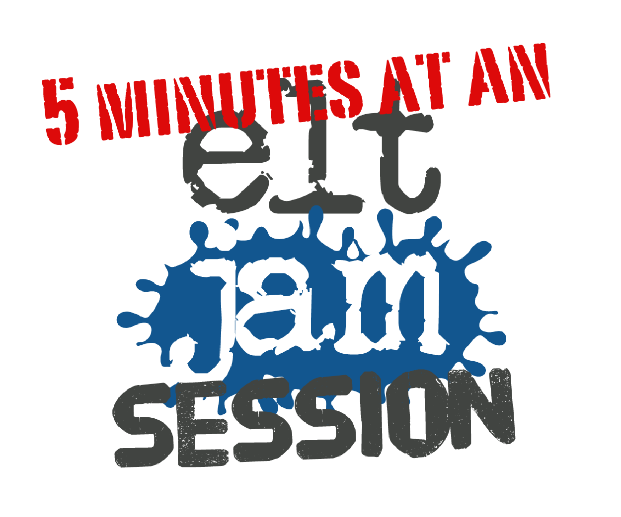 5 minutes at an ELTjam session: Pt. 1/3