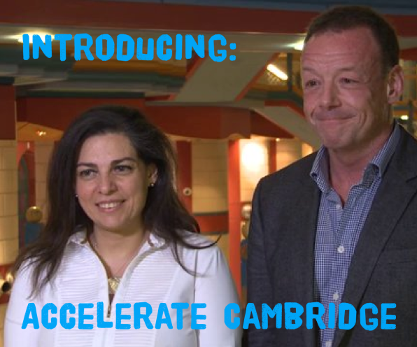 Introducing: Accelerate Cambridge