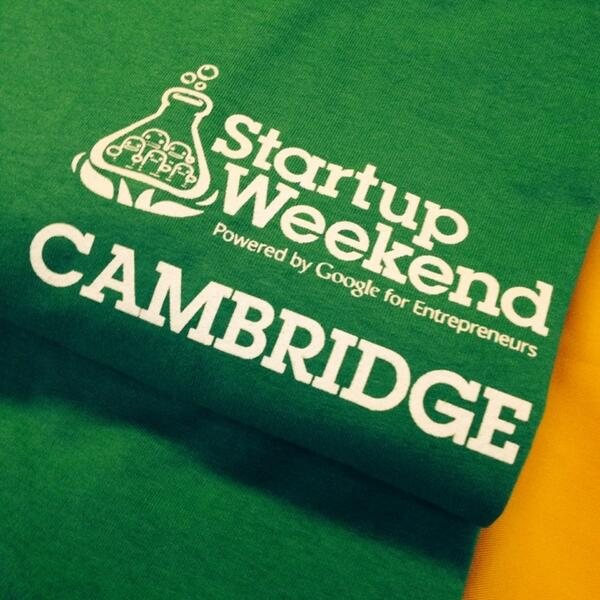 Perfect pitch: Cambridge EdTech Startup Weekend