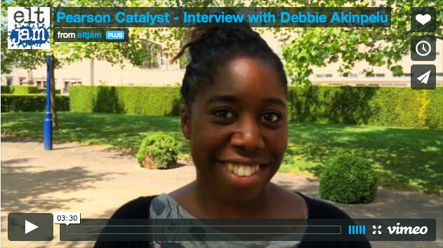 Pearson Catalyst – interview with Project Manager Debbie Akinpelu