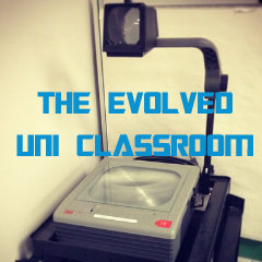 The evolved uni classroom