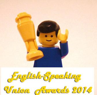 English-Speaking Union Awards 2014