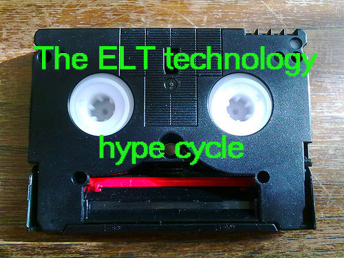 The ELT technology hype cycle