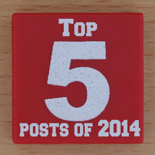 Top-five posts of 2014