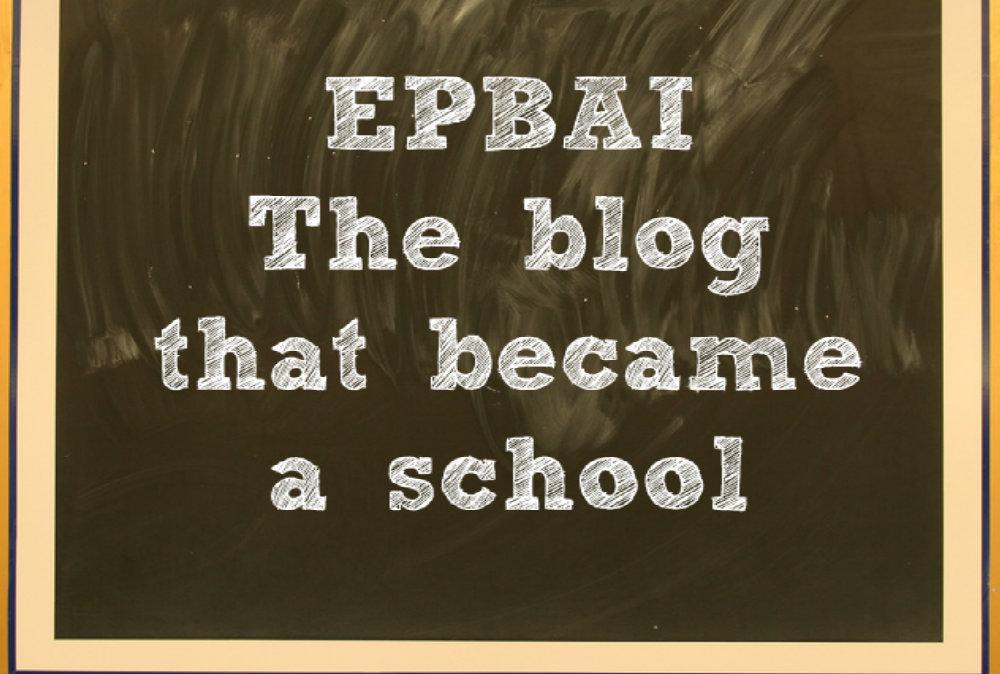 El Blog Para Aprender Inglés – The blog that became a school