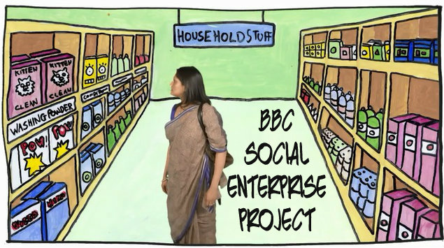 BBC Social Enterprise Project