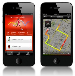 Nike+ and Venmo apps integrate social engagement loops to help users complete potentially challenging tasks.