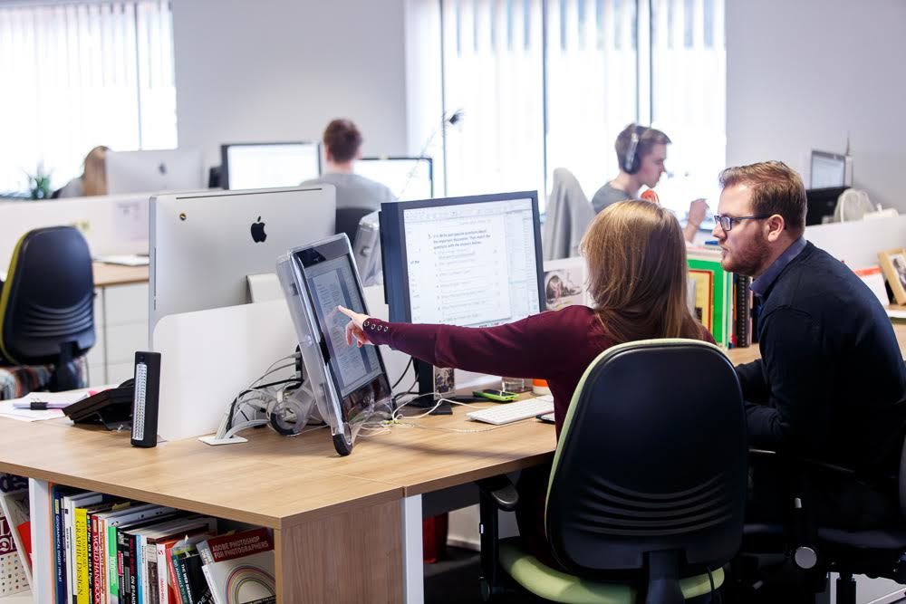 Does Agile work in ELT print publishing?