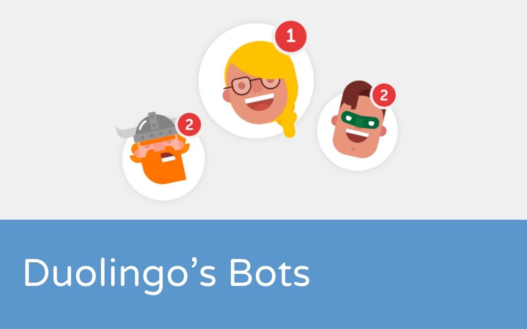 ELTjam Review: Duolingo's Bots