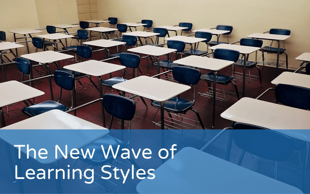 The new wave of learning styles