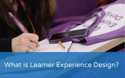 What is Learner Experience Design?