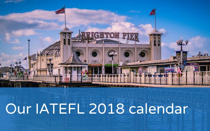 Our IATEFL 2018 calendar