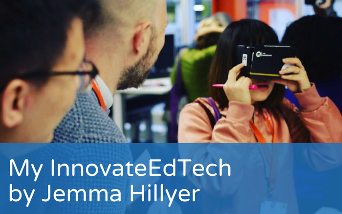 My InnovateEdTech by Jemma Hillyer