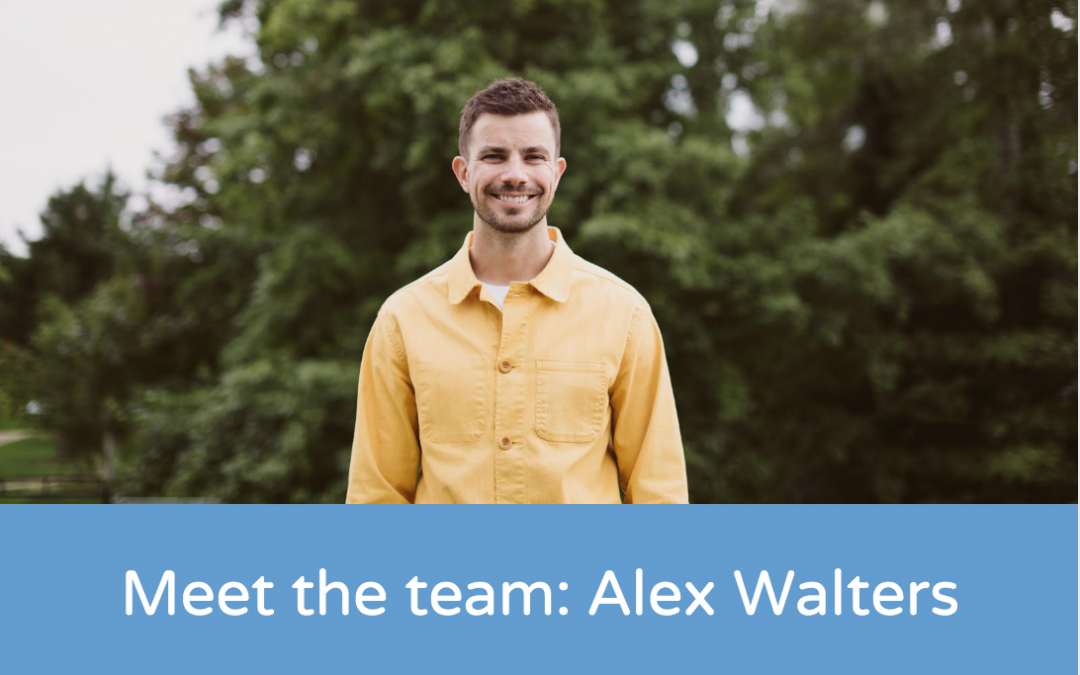 Meet the team: Alex Walters