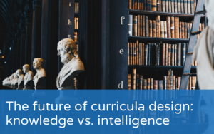 the future of curricula design