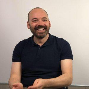 Nick Robinson, judge for the Pearson English Teacher Awards 2019