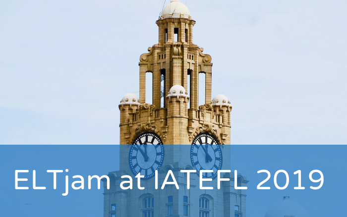 ELTjam at IATEFL 2019