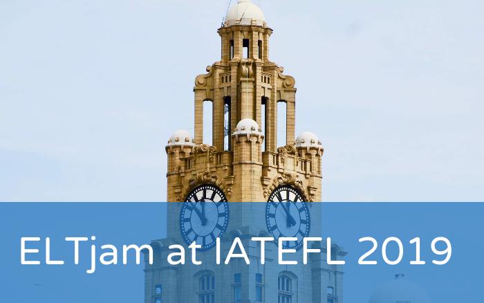 ELTjam at IATEFL 2019