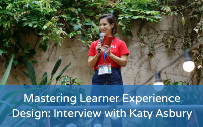 Mastering Learner Experience Design (LXD): Interview with Katy Asbury